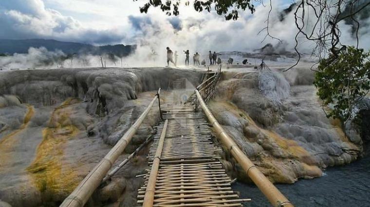 Destinasi Wisata Lampung Barat Dibuka Bersyarat