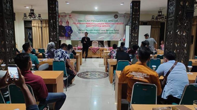Sekolah Penggerak Wisata Bersama GenPI Lampung