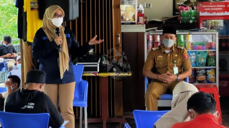 Dua Program Baru Di Luncurkan Disporapar Lampung Barat