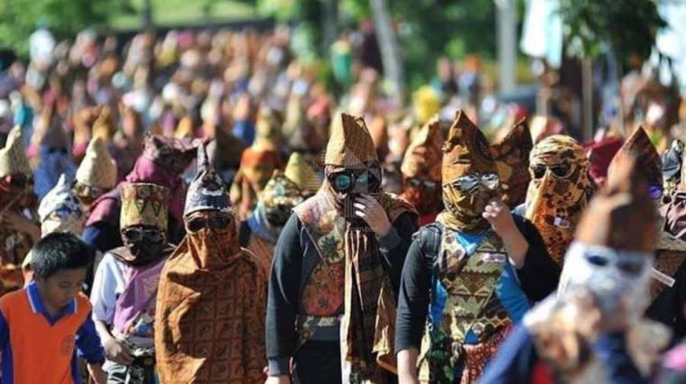 Pesta Sekura di Lampung Barat, Tradisi Kuno yang Lestari
