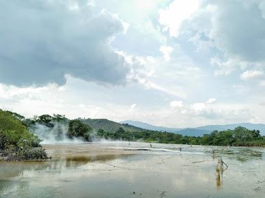 Camp Temiangan Hill + Jelajah Lembah Seribu Kawah