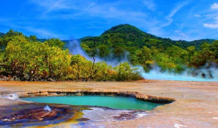 Open Trip Paket Wisata Lampung Barat - Berangkat Dari Bandar Lampung