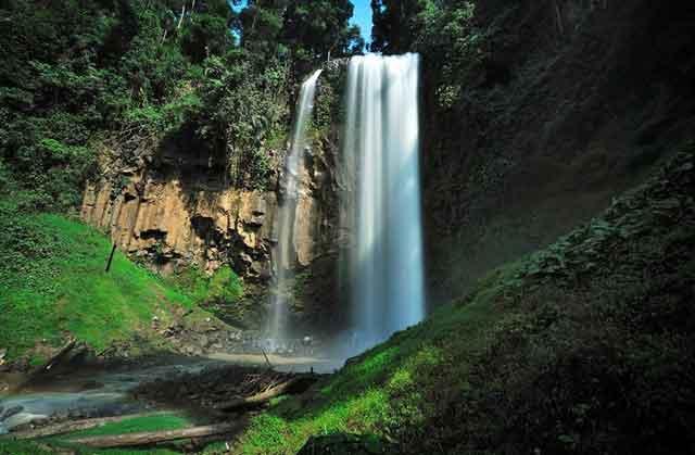 Uji Andrenaline Bersama Trip 1 Day di Lampung Barat
