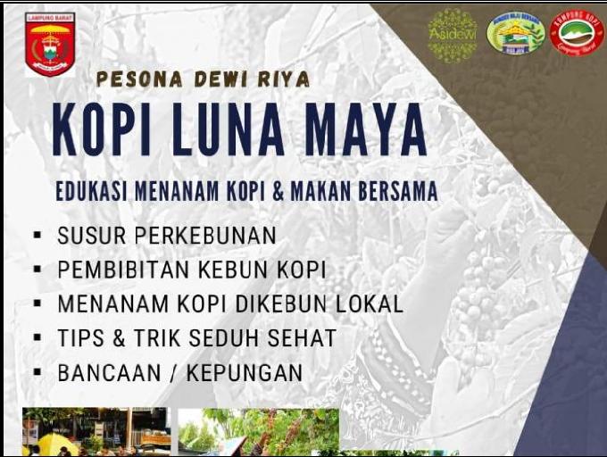 Paket Kopi Luna Maya